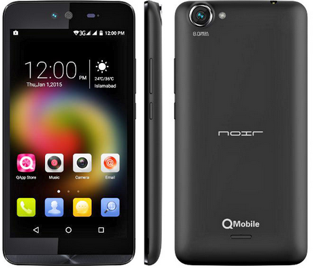 QMobile T200i Flash File 1000% Tested Free Download