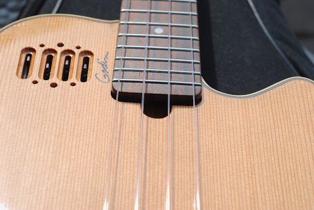 godin multiuke truss rod opening