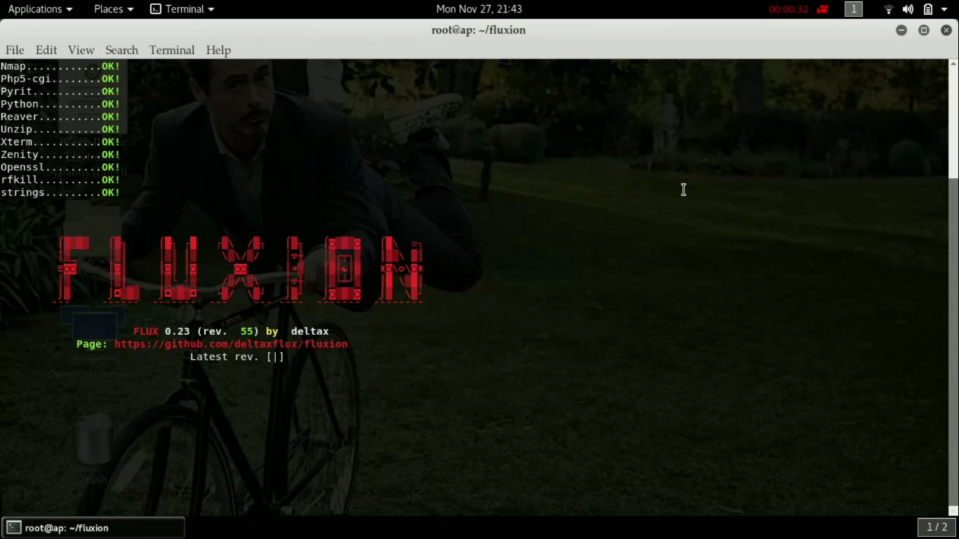 Web Crush: how to install fluxion || Live hacking with fluxion