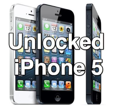 Unlock mo mang iPhone 5