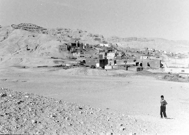 Montes de Tebas (Luxor)