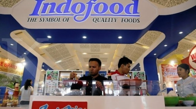 Lowongan Kerja PT. Indofood CBP Sukses Makmur Tbk, Jobs: Teknisi Listrik, Admin HR Staff, Area Sales Promotion, Production Section.