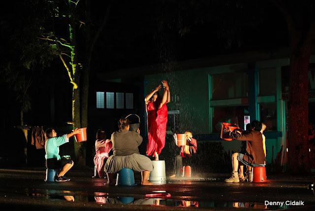 Teater Kamar Mandi Kita - teraSeni