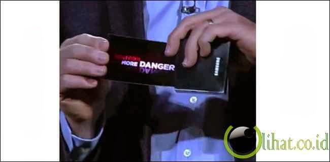 Samsung's Flexible OLED Screen