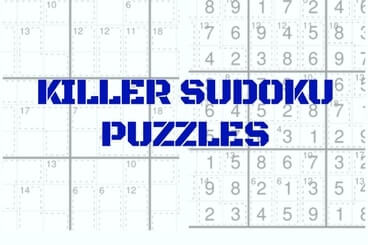 Killer Sudoku Puzzles Main Page-Fun With Puzzles