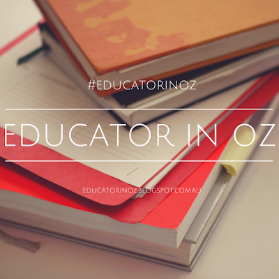 Educator in Oz education blog