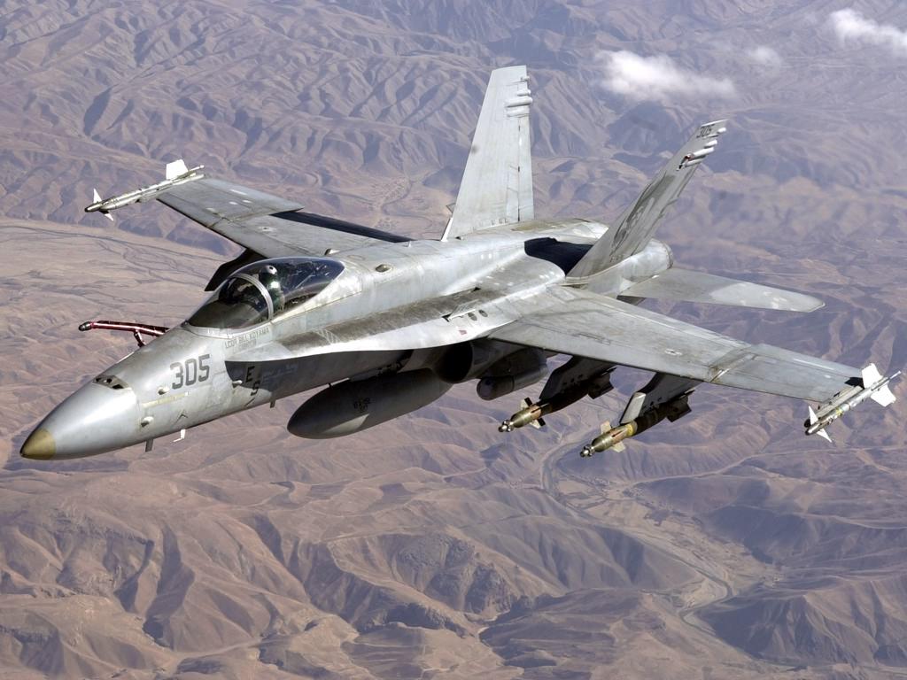 Jet-Jet Tempur AS Segera Gali Tambang Emas di Teluk