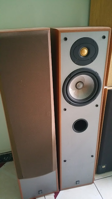 Ampli 5.1 dts - Ampli stereo - Đầu MD làm DAC - Đầu CDP - Sub woofer v.v.... - 29