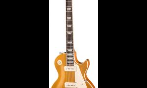 Harga Gitar Gibson Les Paul Classic 2018 Gold Aged White Pearl Pickguard dengan Review dan Spesifikasi Februari 2018