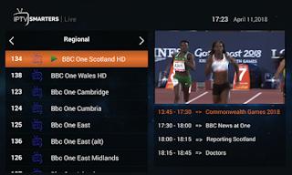5 أكواد إكستريم IPTV لمشاهدة جميع الباقات التلفزية .