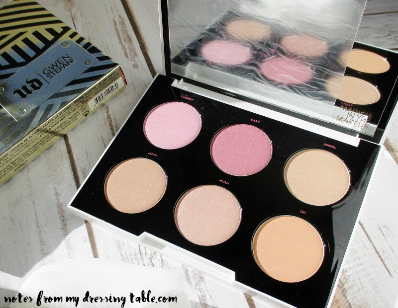 Urban Decay X Gwen Stefani Blush Palette-Product-Detail-notesfrommydressingtable.com