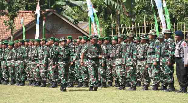 Rakyat Sumber Kekuatan TNI