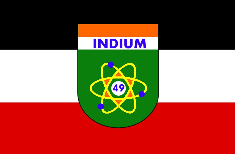 The Voice Of Vexillology Flags Heraldry Fun Flag For Indium