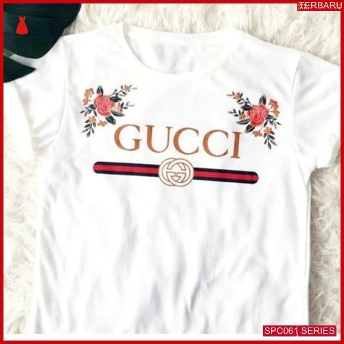 SCP061G29 Gucci Tee Terbaru Flow Atasan Wanita | BMGShop