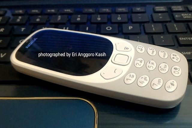 Unit HP Nokia 3310 baru.