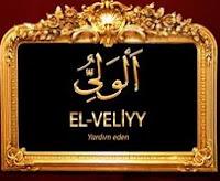 ya veliyy esmasının ebced sayı değeriyle aynı sayıdaki Kuran ayetleri
