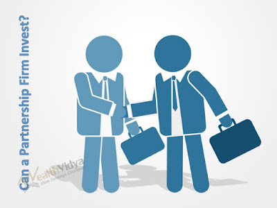 Can Partnership Firms Invest in Mutual Funds? Yes it can.