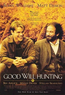 El indomable Will Hunting, film