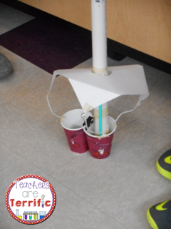 STEM Egg Drop -Can you build a device to drop a passenger car the length of a five foot pole? Will your passenger survive (and it's an egg)?