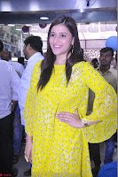 Mannara Chopra Looks Cute in Yellow Salwar Suit ~  Exclusive 32.JPG