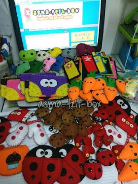Koleksi Handmade Felt Craft