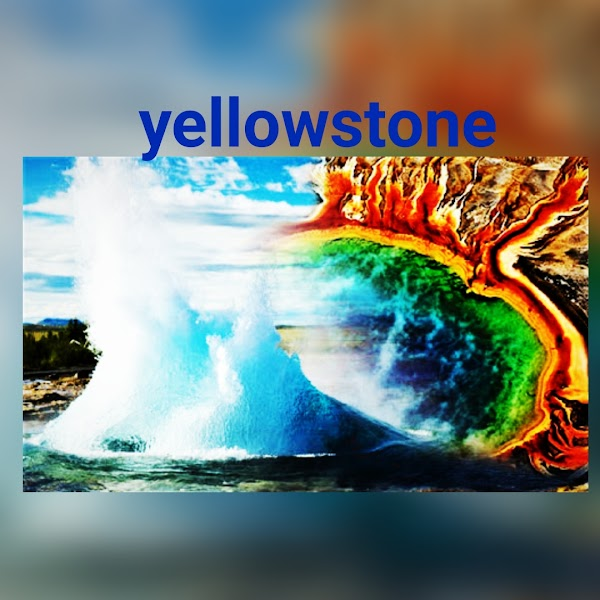 ( FOTOS ) Nueva Actividad Termica anormal Cerca de yellowstone.
