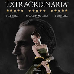 Poster Phantom Thread 2017