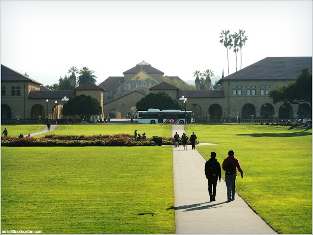 The Oval, Universidad de Stanford