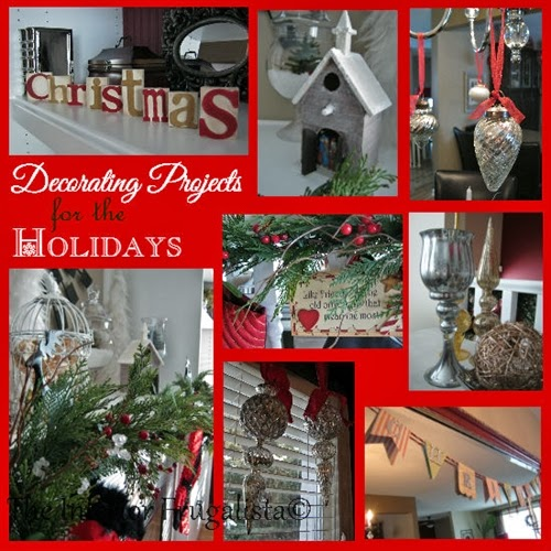 Easy DIY Christmas decor