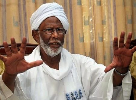 Hassan  'abd Allah al-Turabi