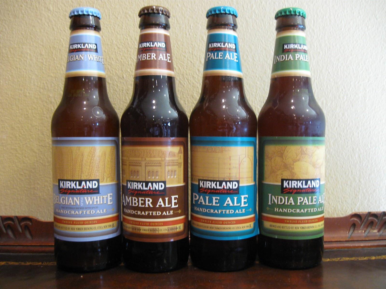 Kirkland Light Beer