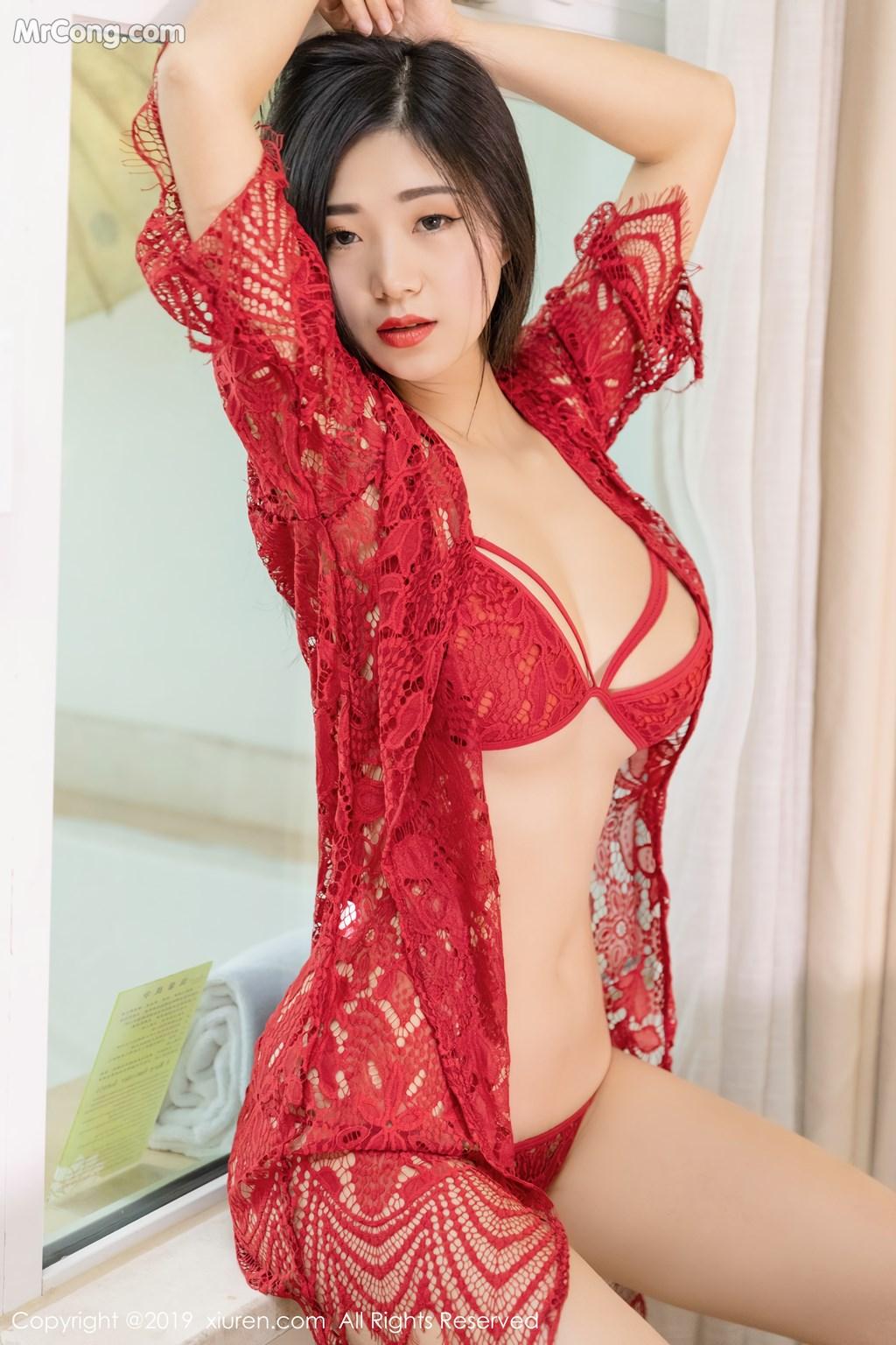 Image XIUREN-No.1327-KiKi-MrCong.com-037 in post XIUREN No.1327: 宋-KiKi (44 ảnh)