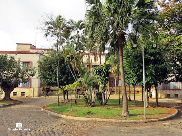 Vista ampla do Instituto Teológico São Paulo (ITESP) - Vila Dom Pedro I - São Paulo