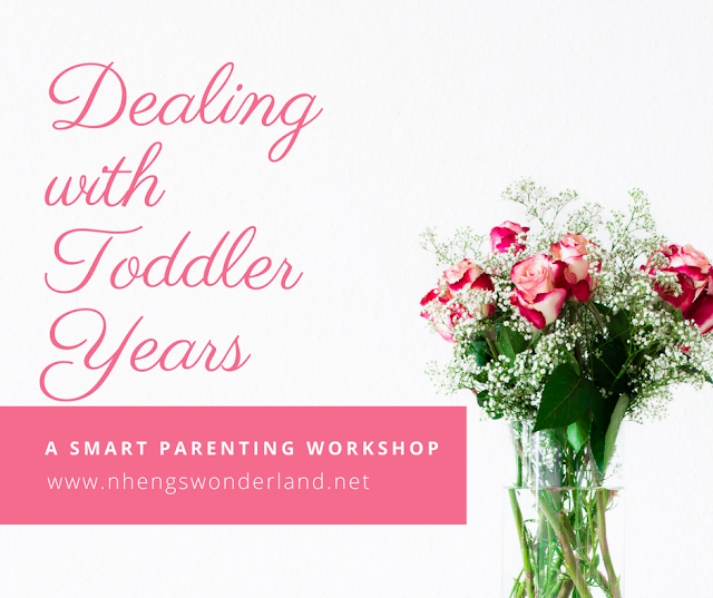 Dealing with Toddler Years, A Smart Parenting Workshop