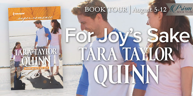 It's the Grand Finale for FOR JOY'S SAKE by TARA TAYLOR QUINN!