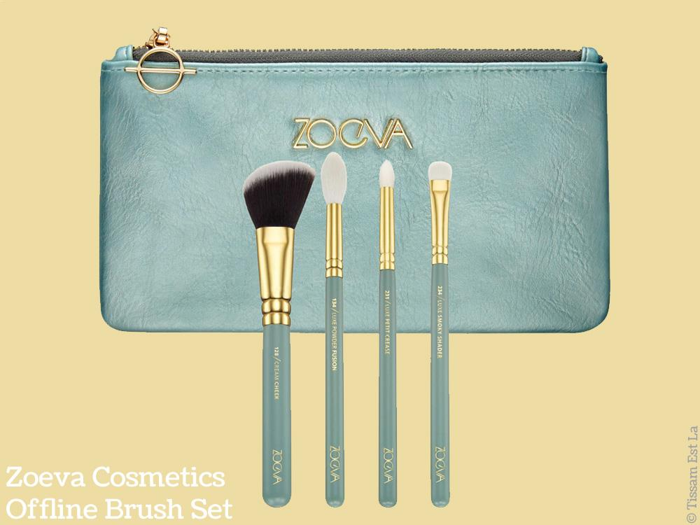 Zoeva Cosmetics | Offline Collection Fall 2017 - Blush Palette - Eyeshadow Palette - Brush Set