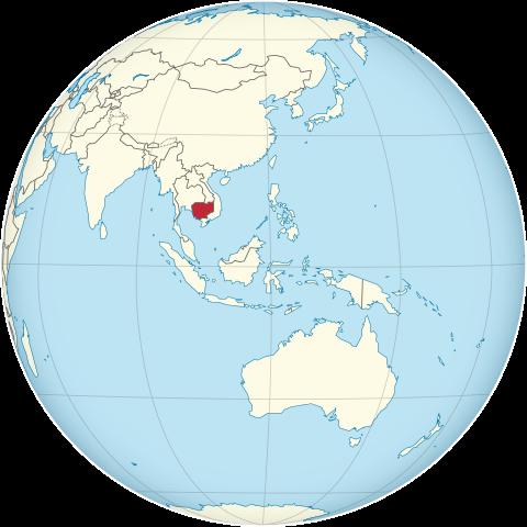 Informasi tentang negara Kamboja