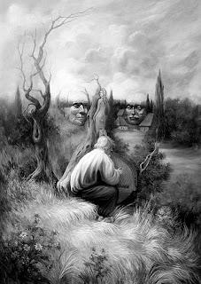 optical illusion relaks minda