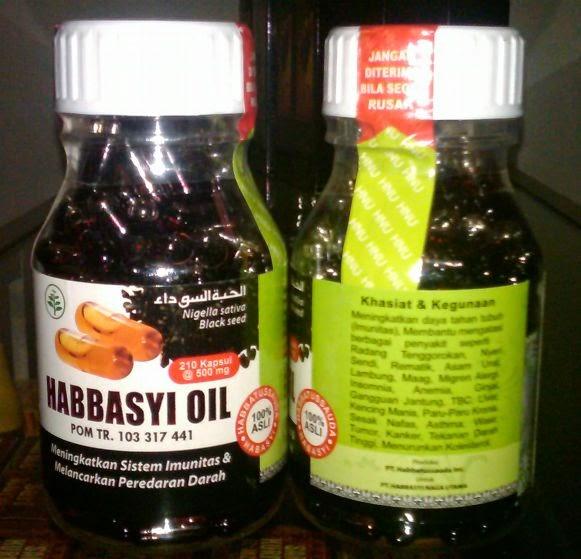 Habbasyi Oil Bandung