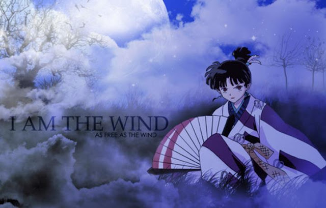 Kagura (Inuyasha) - Top Strongest Anime Character Who Wield Power of Wind/Air
