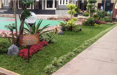 Jasa Tukang taman Surabaya melayani pembuatan taman sekolah