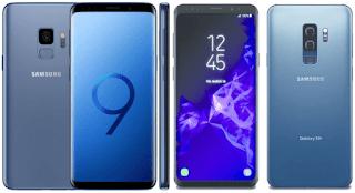 Harga dan Spesifikasi Samsung Galaxy S9 Dan S9+