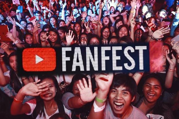 YouTube FanFest returns to Manila