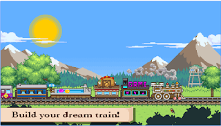 Game Tiny Rails V1.0.6 MOD APK Unlimited Money