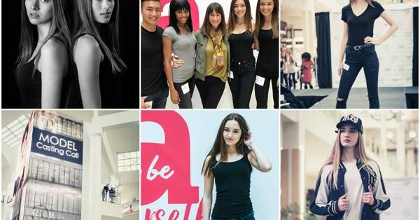 Sacramento Fashion Week Casting