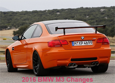 2016 BMW M3 Changes: 2 Extra Colors and New LEDs - 2017 Top Car Zone