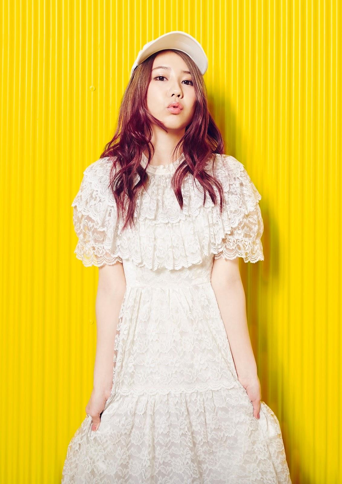 Tomomi Ogawa SCANDAL YELLOW ALBUM