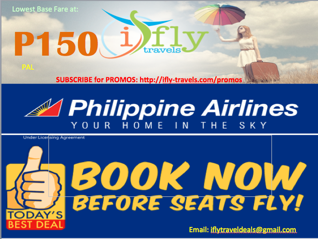 Philippine Airlines Promo 2019 - 2020: Pal Promo Low Fares