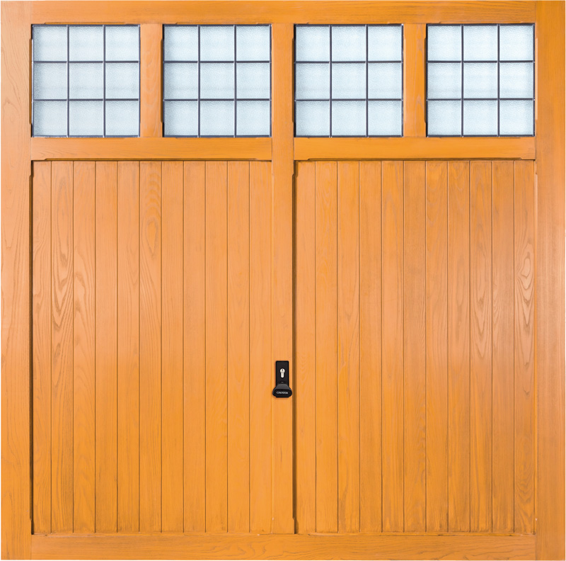 Discontinued Derwent GRP Up & Over Garage Door