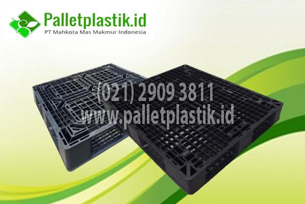 Pallet Plastik Untuk Industri Logistik